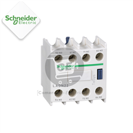 Contacto Auxiliar 2Na+2Nc Para Lc1D/F TeSys D Schneider Electric